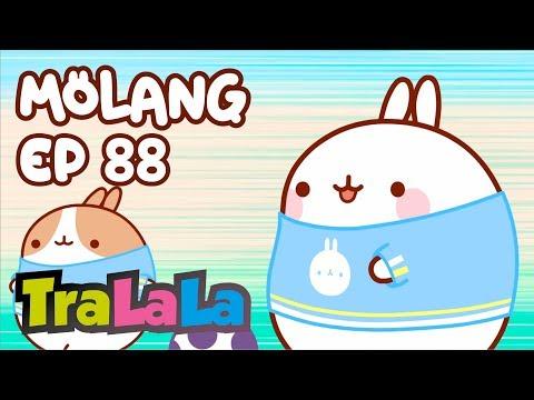 Cantec nou: Molang - Meciul de fotbal (Ep. 88) Desene animate | TraLaLa