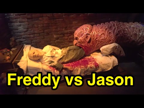 [2016] Freddy vs Jason - Halloween Horror Nights (Universal Studios Hollywood, CA)