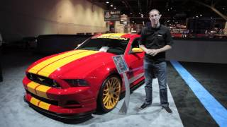 Ford Mustangs Of the 2012 Sema Show