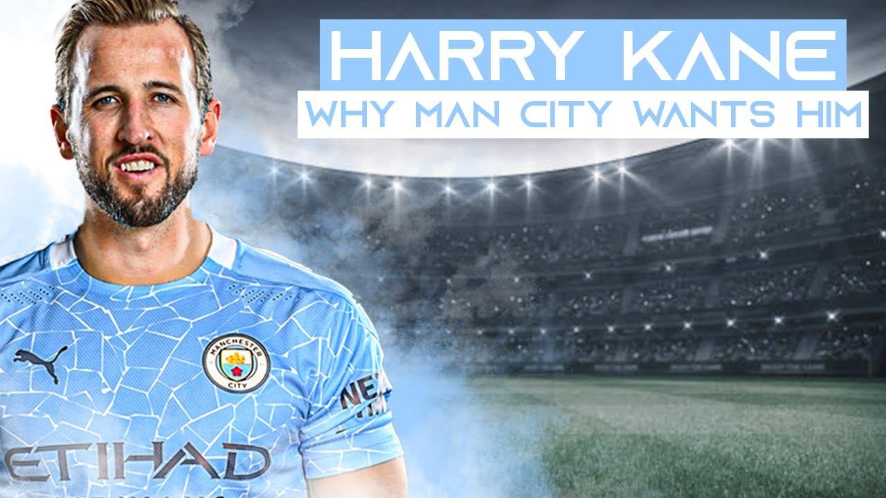 Bài toán khó của sự nghiệp Kane: Barca không có tiền mua, Man City thì lại  không hợp – Ghiền Bóng Đá