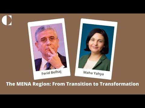 The MENA Region: From Transition to Transformation