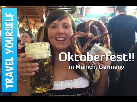 The Best of Oktoberfest in Munich, Germany