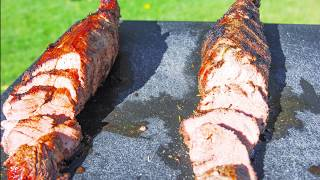 Grilled Pork Loin on the BBQ  How to Grill Pork Tenderloin