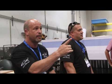 Stiles And Acrylic Tank Manufacturing: TANKED Tech Tour