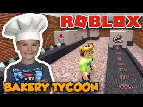 I HAVE MY OWN BAKERY in ROBLOX | BAKERY TYCOON