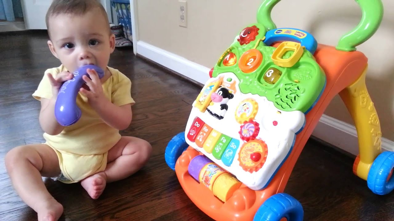 VTech Sit to Stand Learning Walker Review