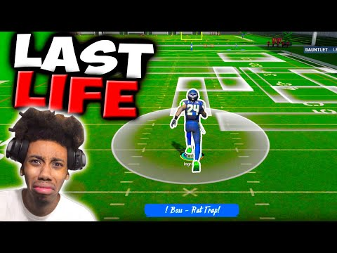 This NEW Game Mode In MADDEN Is IMPOSSIBLE To Beat, I MUST WIN! |