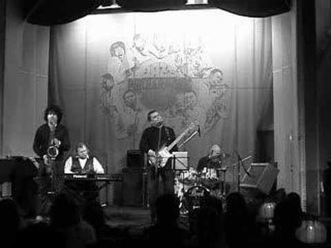 Calypso blues band -