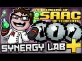 The Binding Of Isaac Afterbirth Synergy Lab ULTIMATE TECHNOLOGY 0 PORTAL mp3