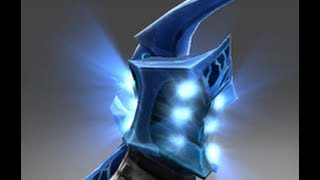 Dota 2 - Razor - Severing Crest - Immmortal Item - Chest of Trove Carafe