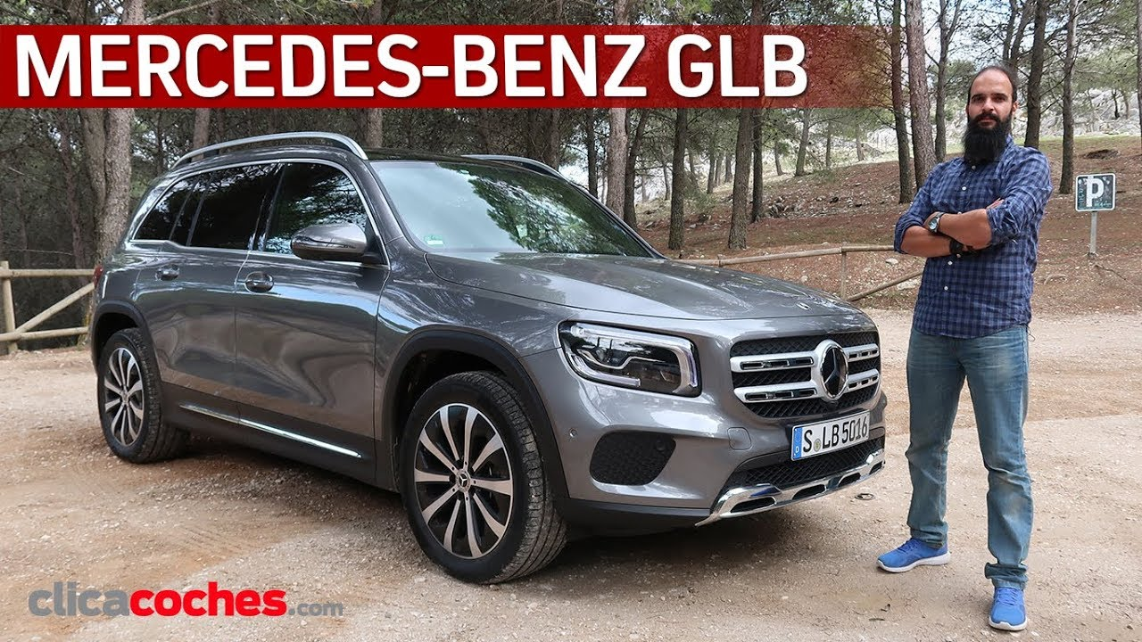 Mercedes Benz Glb Primera Prueba Review En Español Clicacoches Com Youtube