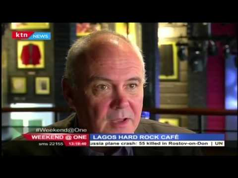 International Hard Rock Cafe launches in Nigeria's Capital Lagos