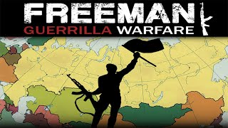 Howard Discovers A New Land Of Opportunity! | Freeman: Guerrilla Warfare Gameplay #1
