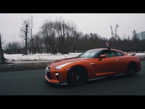 Nissan GT R 2017.Тест драйв.Anton Avtoman.