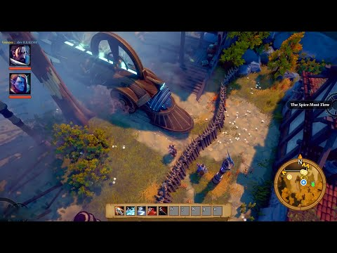 Top 15 Upcoming Isometric Classic RPG games like BALDUR'S GATE in 2020 & 2021