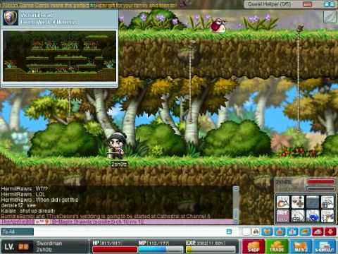 MapleStory - How To Get To Pig Beach!