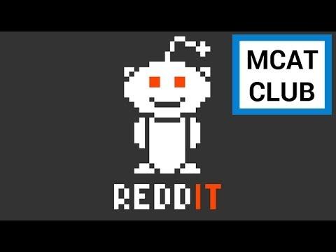 Reddit Premed QA Letters Of Rec MCAT Practice Scores Retake