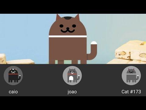 Como Ativar O Jogo Do Gatinho No Android 7 Nougat Easter Egg🐱