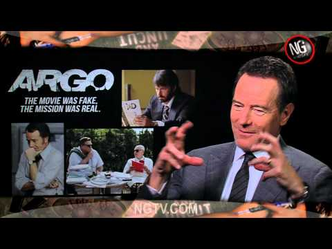 Ben Affleck, Bryan Cranston, Alan Arkin & John Goodman Uncensored on ARGO