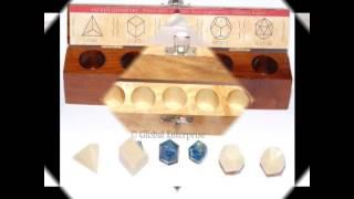 Wholesale Geometry Set, Gemstone Geometry Sets, Crystals Geometry Sets - Global Enterprise