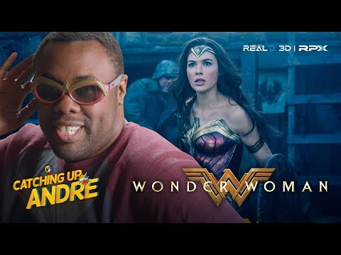 Limited Edition Wonder Woman RealD 3D Glasses - Regal Cinemas Exclusive!
