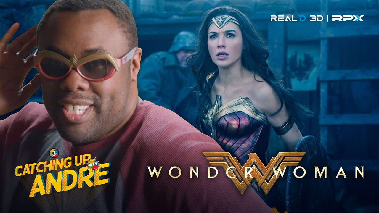 Limited Edition Wonder Woman RealD 3D Glasses