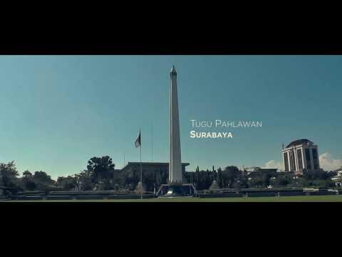Tugu Pahlawan Surabaya (Cinematic)