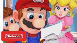 Super Mario Odyssey 2 - Story Teaser - Nintendo Direct 2018