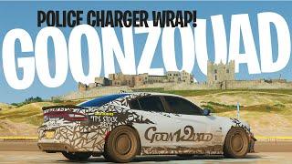 CUSTOM GOONZQUAD WRAP - 2018 Dodge Charger Police Pursuit - Forza Horizon 4