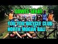 Gowes Sehat Bersama You You Bicycle Club Pemogan Kaja