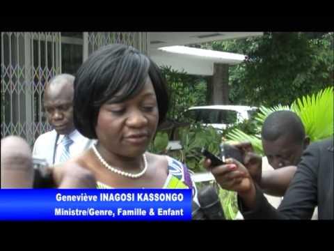 SRSG Bangura's meeting with DRC President Joseph Kabila