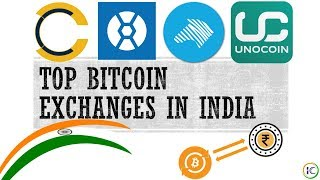 Top 5 Bitcoin Exchanges Of India