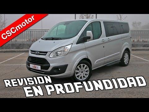 Ford Custom - 2017 | Revisión en profundidad