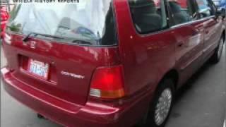 1995 Honda Odyssey - Seattle WA