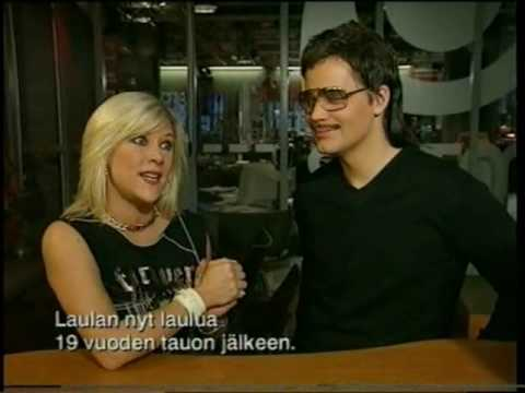 Samantha Fox & Günther interview by Tomi Lindblom (2005) / Finland