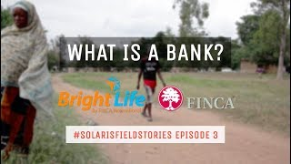 What Is A Bank? #SolarisFieldStories Episode 3