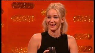 Jennifer Lawrence and Eddie Redmayne interview 2015