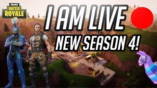 ✅FORTNITE SAISON 4! VBUCKS GIVEAWAY! XBOX FORTNITE STREAM! #162