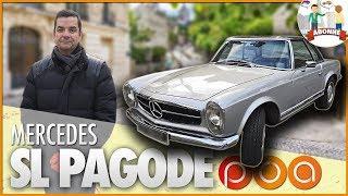 🚗 MERCEDES 230SL PAGODE・UNE HISTOIRE DE FAMILLE