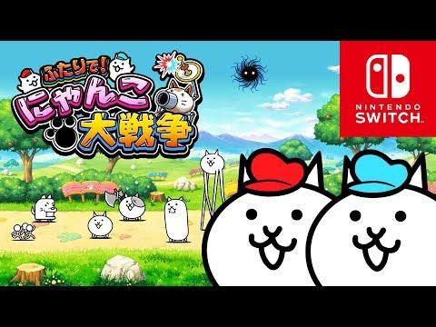 Together! The Battle Cats debut trailer - Gematsu
