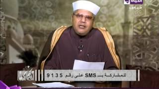 بالفيديو.. داعية إسلامي يعنف سائلة لأنها رفضت شراء السجائر لزوجها