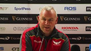 Should we split Leinster in two? Scarlets boss says they haven't the budget to keep up