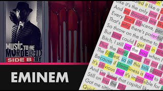 Eminem - Alfred's Theme - Lyrics, Rhymes Highlighted (210)