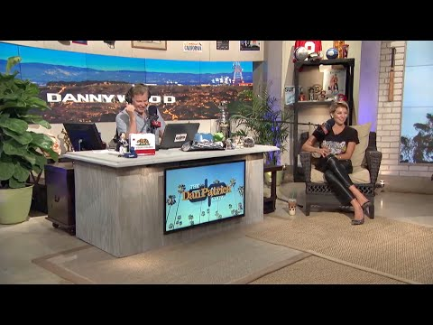 Charissa Thompson on The Dan Patrick Show (Full Interview) 8/5/15