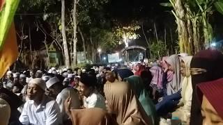 Bikin Kepo siapakah wanita bercadar yang hadir di syubbanul muslimin ???