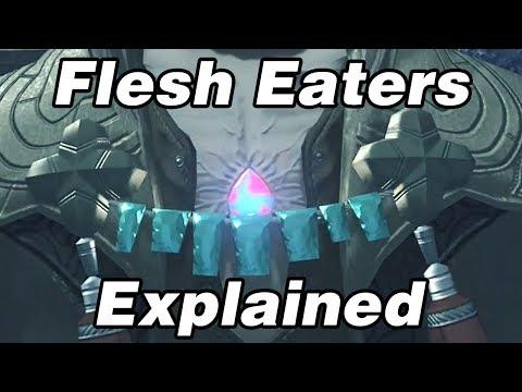 Flesh Eaters Explained - Xenoblade Chronicles 2