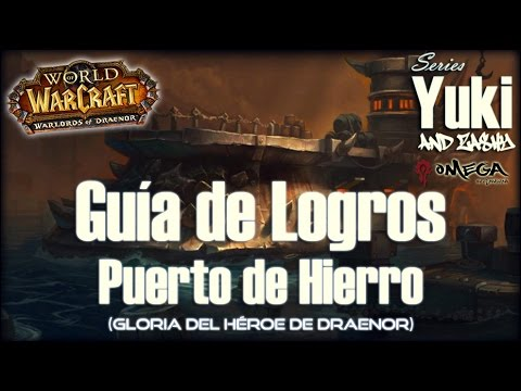 Guía de Logros - Puerto de Hierro