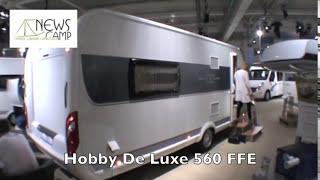 Hobby De Luxe 560 FFE