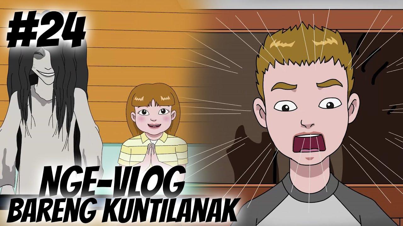 Eps 24 NGEVLOG BARENG KUNTILANAK | Diva Misteri