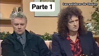 Primera entrevista a Brian y Roger después de la muerte de Freddie Mercury (1/2)-En Español